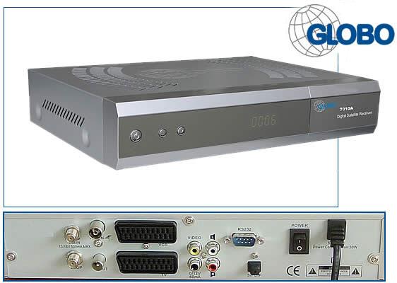 Globo 7010A Digital Satellite